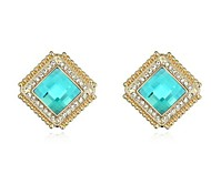 Women's Gold Plating Is Still Is Your Boutique Stud Earrings