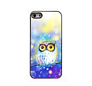 Dream the Owl Design Aluminium Hard Case for iPhone 5