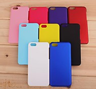 Pajiatu Mobile Phone Hard PC Back Cover Case Shell for Apple iPhone 5C (Assorted Colors)