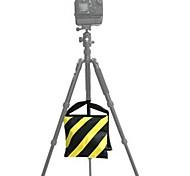 Photo Studio Yellow Canvas Balance Weight Sandbags for Flash Light Stand Tripod