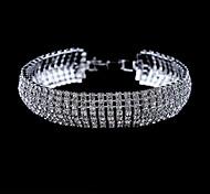 Women's Fashion High Grade Roman Diamond Bracelet