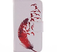 The Seagulls PU Full Body Case with Card Slot for Motorola MOTO X