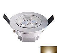Spot Lampen 3 W 1500LM LM 3000K K 3 High Power LED Warmes Weiß AC 85-265 V