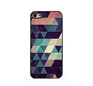 bunte Dreieck Design Aluminium-Hülle für das iPhone 4 / 4s