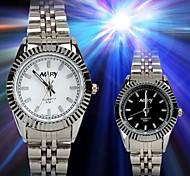 NARY Women's  Steel Band Quartz Analog Wrist Watch (Assorted Colors)