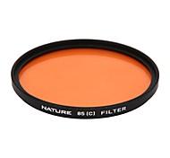 natureza 85c 62 milímetros filtro de correção de cor