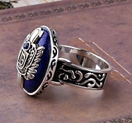 Man Stone Vampire Restoring Ancient Ways Ring