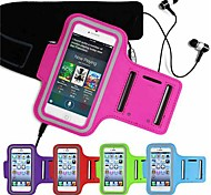 Sports Running Gym Armband Arm Band  for iPhone 6 (Assorted Colors)