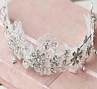 diamante flessibile acconciature sposa corona
