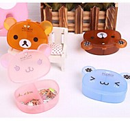 "Travel Pill Box/CaseForTravel Accessories for Emergency Plastic 3.5""*1.77""*1""(8.9cm*4.5cm*2.5cm)"