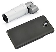 200X Magnifier Microscope with LED / UV Lamp and Hard Back Case for Samsung Galaxy Note 3/N9000