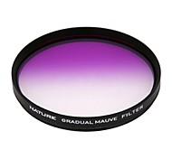 Nature 72mm Purple Graduated Color Filter