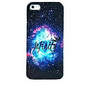 Unlimited Star Pattern Hard Case for iPhone 5/5S