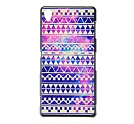 FITIN® Bohemian Style Pattern Plastic Hard Case for Sony Xperia Z3