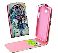 Dreamcatcher Vertical Flip  Full Body Case with Card Holder  for LG L80