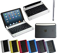 Wireless Bluetooth Magnetic Slot Ultra-thin Case Cover Keyboard for iPad mini (Assorted Colors)