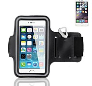Sport Armband Case with Screen Protector for iPhone 6s 6 Plus