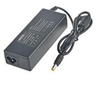 encalado cargador de batería portátil adaptador de CA portátil potable para lenovo / asus / toshiba (19v-4.74A, 5.5 * 2.5mm)