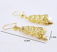 18K Golden Plated Earrings