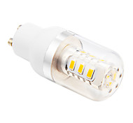GU10 4 W 15 SMD 5730 280 LM Warm White T Corn Bulbs AC 85-265 V