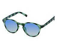 100%UV400 Round PC Retro Sunglasses