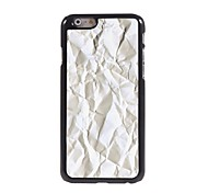 Paper Design Aluminium Hard Case for iPhone 6