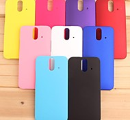 Pajiatu Hard Mobile Phone Back Cover Case Shell for HTC One E8/M8St /M8Sw(Assorted Colors)