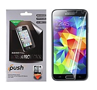 High Transparency HD LCD Screen Protector with Cleaning Cloth for Samsung Galaxy S5/I9600