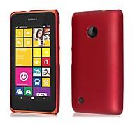 Pajiatu Mobile Phone Hard PC Back Cover Case Shell for Nokia Lumia 530(Assorted Colors)