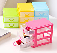 Colorful Mini Desktop Cosmetic Storage Drawer K2025