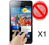 Matte Screen Protector for Samsung Galaxy S2 I9100(1 pcs)