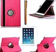 Cowboys Rotating PU Leather with Protective Film and Stylus for iPad Air 2/iPad 6 (Assorted Colors)