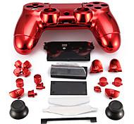 vervangende controller case voor PS4 controller PS4 geval plating