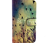 Free Pattern PU Leather Full Body Case with Stand for Motorola MOTO G2