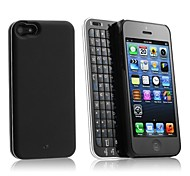 Sideslip Bluetooth 3.0 Keyboard with Case for iPhone 5  (Assorted Color)