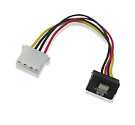 90 Degree SATA Male to IDE Male Data Cable