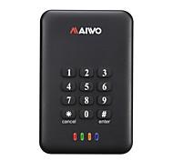 "maiwo 2.5 ""usb 3.0 sata hdd llaves de cifrado de disco duro recinto k2533 externa"