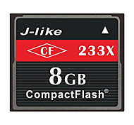 J-Like 8GB 200X CompactFlashMax Read Speed40 (MB/S)Max Write Speed30 (MB/S)