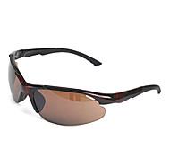 Sunglasses Men / Women / Unisex's Classic / Sports / Fashion Wrap Brown Sunglasses / Sports Half-Rim