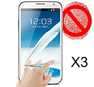 Matte Screen Protector for Samsung Galaxy Note 2 N7100 (3pcs)
