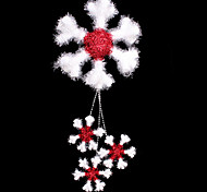 Stereoscopic Snowflake Christmas Decorations Tree Ornaments
