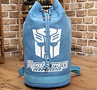 Transformers Optimus Prime Mask Blue Backpack Cosplay Accessory