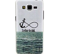 Sea Pattern TPU Soft  Cover for Galaxy Grand Neo I9060