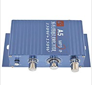 A5 150W Hi-Fi Stereo Amplifier for Car/Motorcycle-Blue