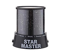 Cupid Romatic Gift Cosmos Star Master Projector LED Starry Night Light Lamp