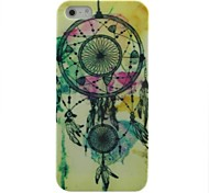 Yellow Dreamcatcher Pattern Hard Case for iPhone 5/5S