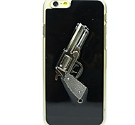 Cool Pistol Pattern Case for iPhone 6