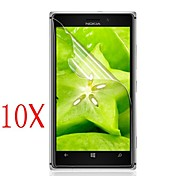 [10-Pack]Professional High Transparency LCD for Nokia Lumia 925