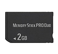 2GB MS Memory Stick Pro Duo Card Storage for Sony PSP 1000/2000/3000 Game