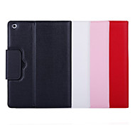 Solid Color Detachable Blue tooth Keyboard Leather Cover with Stand for iPad 2/3/4 (Assorted Color)